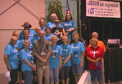 2018 National Campers on Mission Rally