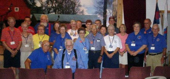 Group at National Rally FL